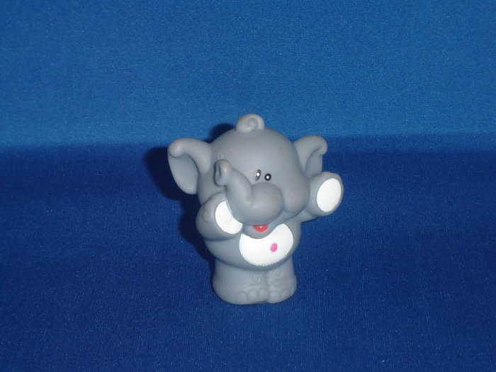 Little Tikes Chunky Toddle Tots Gray Elephant Great For Zoo