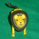 Vintage Fisher Price Little People Yellow Lion for 135 or 991 Play Family Circus