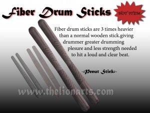 Fiber Drum Stick (Peanut)