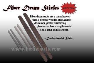 Fiber Drum Stick (2 headed)