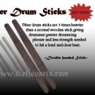 Fiber Drum Stick (2 headed)