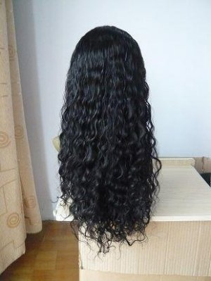 """14"""" inch WaterWave  Lace Front Wig"""