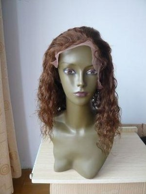 """10"""" inch Yaki Curl Lace Front Wig"""