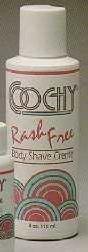 Coochy Shave Cream 4 oz