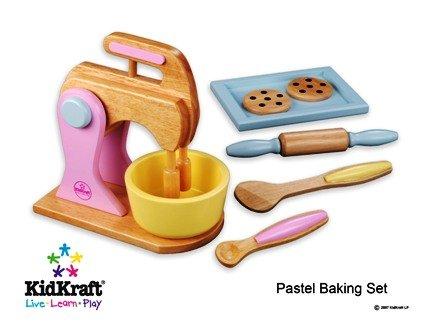 KidKraft Pastel Baking Set