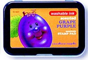 Purple Grape Scented Washable Stamp Pad