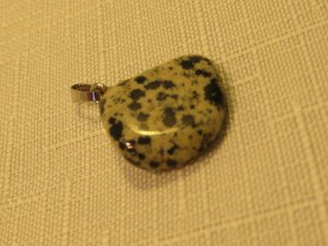 Gemstone Pendant #2466