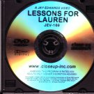 Closeup Concepts Jay Edwards JEV-169 LESSONS FOR LAUREN DVD