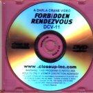 Closeup Concepts Darla Crane FORBIDDEN RENDEZVOUS DVD