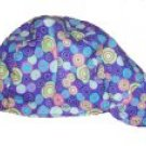 Psychodelic Dots Welder Biker hat, your size