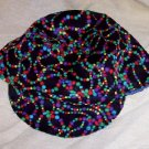 Black Dots Welder Biker hat, your size