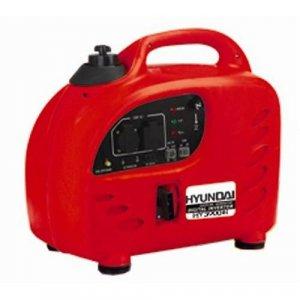 Hyundai 2,000 Watt 133cc OHV Gasoline Inverter Generator Portable Generator #HY2000SI
