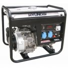 Hyundai 3,000 Watt 196cc OHV Silent Gas Powered Portable Generator #HY3100S