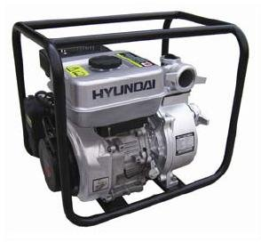 "Hyundai HY80 163cc 3,600 RPM Gasoline Engine Pump w/ 5.5HP, Diameter of 3"","