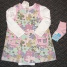 OLD NAVY 3 pieces RETRO Jumper Set - Sz 6-12 months
