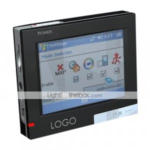 3.5-inch Portable Car GPS Navigator GPS3512 (SZC027)