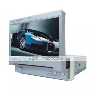 7-inch In Dash LCD Monitor with TV Tunner TF-TV7002