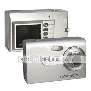 "5.0MP 1.4"" LCD Digital Camera (TDC-202QS2)"