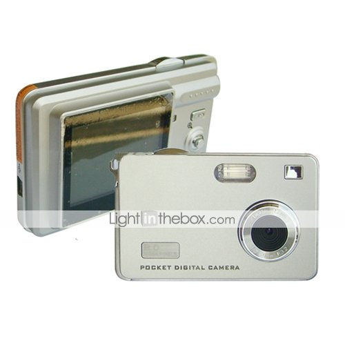 6.0MP 1.5'' TFT Tiny Digital Camera (TDC-500C3)
