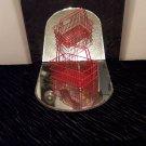 Red Wire Basket *