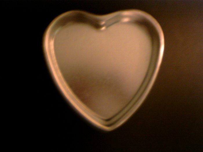 Single Heart Cake Pan *