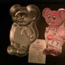 Little Mouse Cake Pan -- by Wilton -- 2105-2380 -- 1987 *