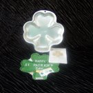 Shamrock Cake Pan -- by Wilton -- 2105-185 -- 2002 *