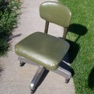Antique Office Chair from the Tri-City Herald Kennewick, WA *