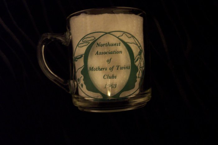NW Association of Mothers of Twins 1968 Mug