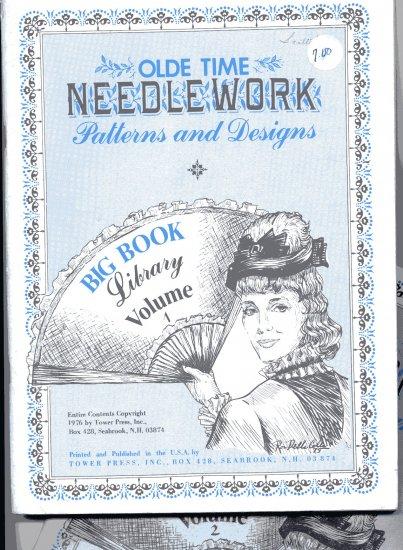 Olde Time Needlework Magazine Volume 1 of 2 1976 *