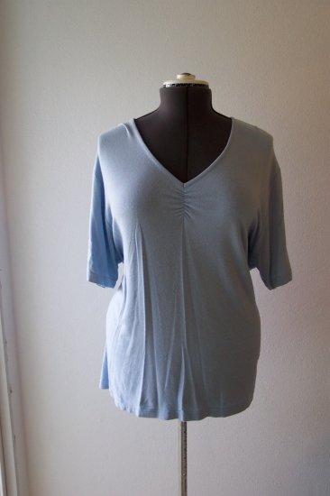 Blue Knitt 3/4 length sleeves *