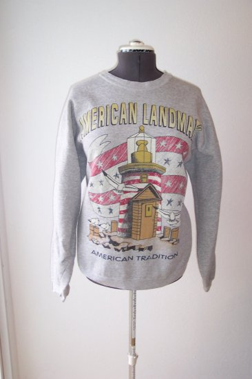 American Landmark Sweatshirt *