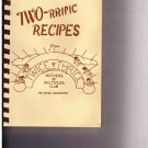 TWO-RRIFIC RECIPES *