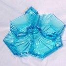 Tiara Glassware -- Bicentennial 4 part Candy Dish