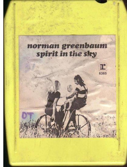8 - Track -- NORMAN GREENBAUM -- Spirit in The Sky