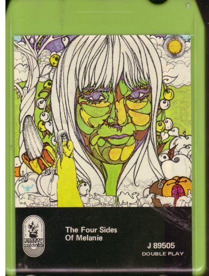 8 - Track -- THE FOUR SIDES OF MELANIE
