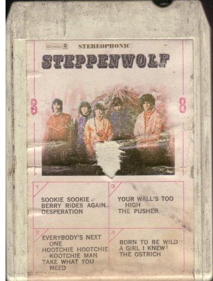8 - Track -- STEPPENWOLF