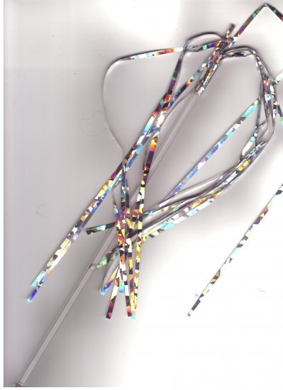 Forever Sparklers -- Clear Handles *