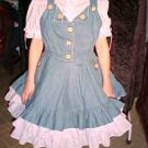 Purple Dress with Jean Jumper Square Dance Dress *