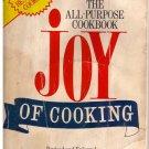 VINTAGE Joy of Cooking -- Cook Book *