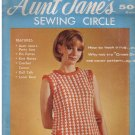 December / January 1973  Issue Aunt Jane's Sewing Circle *