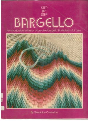 Bargello -- Step-by-Step *