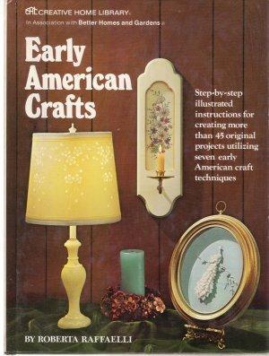 Early American Crafts by Roberta Faffaelli *