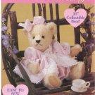 "McCall's Little Kimbearly -- 10"" Collectible Bear *"