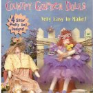 McCall's Country Garden Dolls *