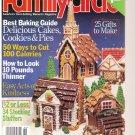 Family Circle -- November 1999 No-Bake Christmas Village *