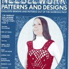 Olde Time Needlework Magazine March 1974 *