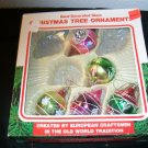 5 -- Vintage Christmas Ornaments