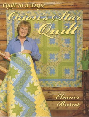 Orion's Star Quilt *