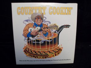 US Army Reserve Presents -- Country Cookin' with Lee Arnold 1975 Feb - March